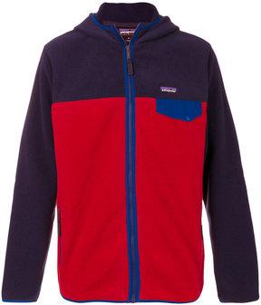 Patagonia hooded fleece jacket