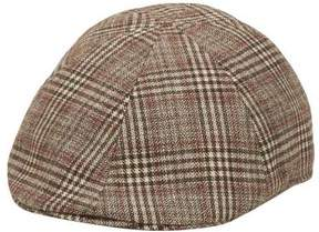 San Diego Hat Company Men's Plaid Ivy SDH2021