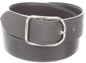 Hermes Vintage Leather Belt