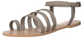 Roxy Womens Cory Open Toe Casual Slide Sandals.