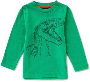 Class Club Adventure Wear by Little Boys 2T-6 Dinosaur Long-Sleeve Shirt