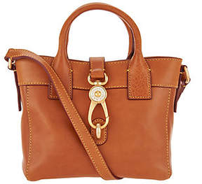 Dooney & Bourke As Is Florentine Leather Small Tote - Amelia - ONE COLOR - STYLE
