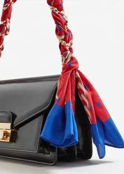 MANGO Combined strap bag
