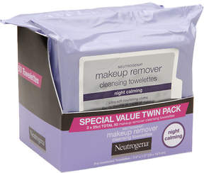 Neutrogena Night Calming Makeup Remover Cleansing Towelettes