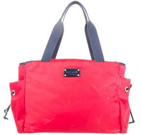 Kate Spade Nylon Tote - RED - STYLE