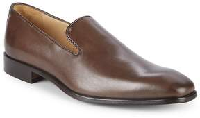 Saks Fifth Avenue Made in Italy Men's Leather Loafers