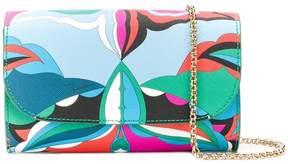 Emilio Pucci floral mini bag