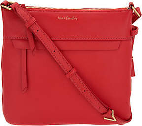 Vera Bradley Sycamore Leather Crossbody -Mallory - ONE COLOR - STYLE