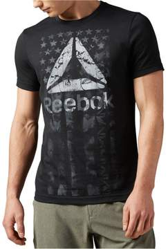 Reebok Mens Americana Graphic T-Shirt