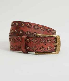 BKE Embroidered Belt