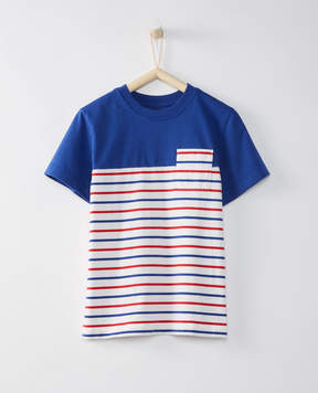 Hanna Andersson Mix It Up Tee In 100% Cotton