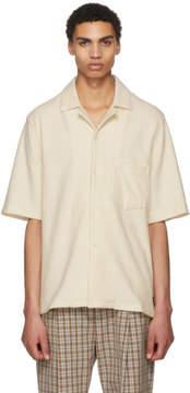 Acne Studios White Jefh Shirt