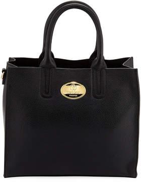 Roberto Cavalli Stampa Dollaro Tall Tote Bag