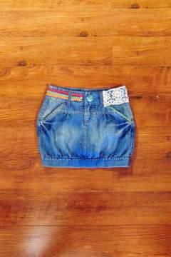 Desigual Jean Skirt