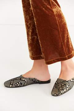 Urban Outfitters Art Deco Mule