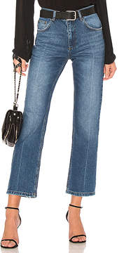 Anine Bing Indigo Vintage Jeans.