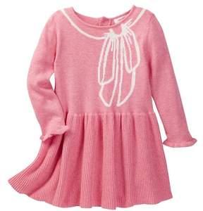 Joe Fresh Sweater Dress (Baby Girls)