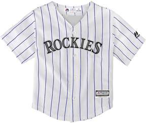 Majestic Baby Colorado Rockies Cool Base Replica Jersey