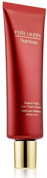 Estée Lauder Nutritious Radiant Vitality 2-in-1 Foam Cleanser, 4.2 oz