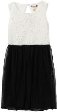 Speechless Girls 7-16 & Plus Size Glitter Lace Dress