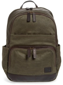 Frye Men's Carter Backpack - Green