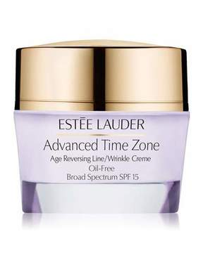 Estee Lauder Advanced Time Zone Age Reversing Line/Wrinkle Creme Oil-Free Broad Spectrum SPF 15, 1.7 oz.