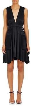 A.L.C. Women's Nahla Silk-Blend Sleeveless Dress