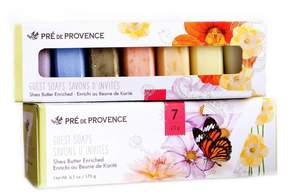 Pre de Provence Guest Soaps - Butterfly Gift Set by 25geach Bar)