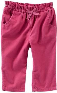 Osh Kosh Oshkosh Bgosh Baby Girl Corduroy Pull-On Pants
