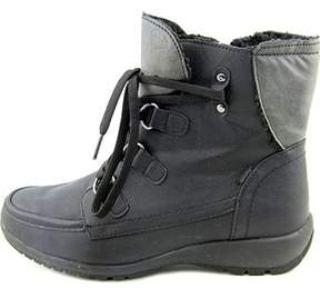 Sporto Womens Kona Faux Fur Almond Toe Ankle Cold Weather Boots.