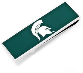 Ice Michigan State Spartans Money Clip
