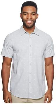 Billabong Sundays Jacquard Short Sleeve Men's Short Sleeve Button Up