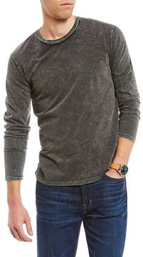 Daniel Cremieux Jeans Washed Jersey Long-Sleeve Tee