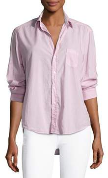 Frank And Eileen Long-Sleeve Button-Front Cotton Shirt