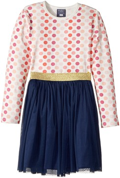 Toobydoo Fun Dots Tulle Dress Girl's Dress