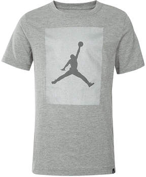 Jordan Reflective Graphic-Print T-Shirt, Big Boys (8-20)