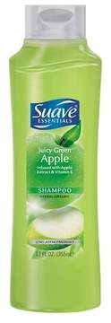 Suave Essentials Juicy Green Apple Shampoo - 12 fl oz