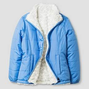 Stevies Girls' Reversible Fleece Jacket