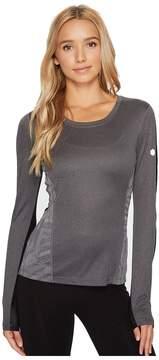 Asics Lite-Show Favorite Long Sleeve Women's Long Sleeve Pullover