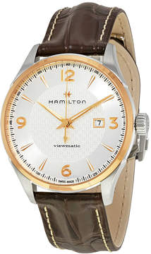 Hamilton Jazzmaster Viewmatic Silver Dial Automatic Men's Watch