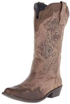 DOLCE by Mojo Moxy Women's Quiggly Western Boot.