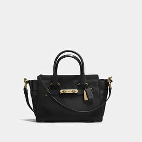 COACH Coach Swagger 27 - LIGHT GOLD/BLACK - STYLE