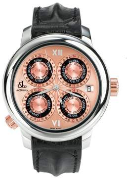 Jacob & co GMT World Time Automatic GMT7SSR
