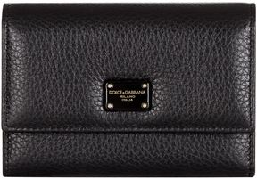Dolce & Gabbana Small French Flap Wallet - MULTI - STYLE