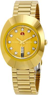 Rado Original Jubile Gold Automatic Watch