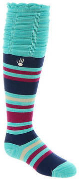 BearPaw Scrunch Knee High Socks (Girls')