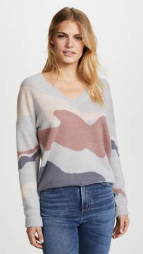 360 Sweater Zuleika Skull Cashmere Sweater