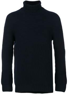Drumohr roll neck jumper