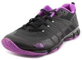 The North Face Litewave Ampere Round Toe Synthetic Sneakers.