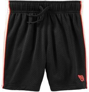 Osh Kosh Boys 4-12 Mesh Athletic Shorts